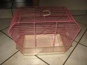 kleiner Vogelkäfig Käfig für Vögel