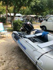 Schlauchboot ViaMare 15 PS