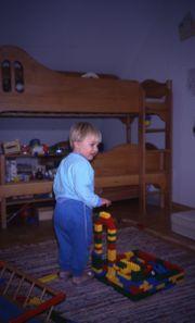 2 Kinderbetten 80x200 cm separat