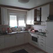 Küche mit Geräten Siemens
