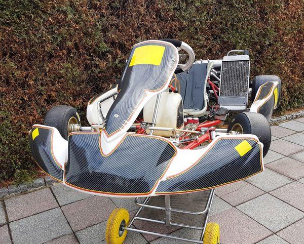 OTK Red Speed Rennkart Spezial