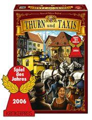 Thurn und Taxis Spiel des