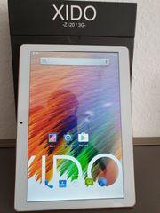 XIDO Z120 Tablet mit 3G