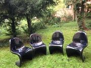 Orginal Panton Chairs von 1972