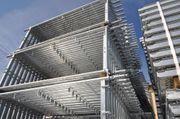Fassadengerüst Baugerüst 78m2 Typ Plettac