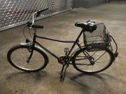 Fahrrad für Handwerker