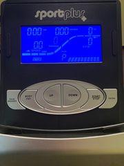 Sport Plus Heimtrainer Fahrradergometer 9600IE
