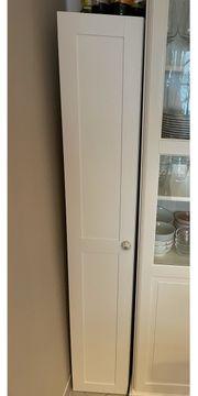 IKEA Enhet Hochschrank weiß Küche