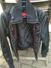 Schwarze Damen Jacke