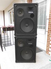Yamaha 15 3 PA Boxen