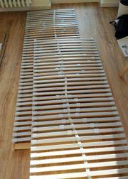 2 Lattenroste Federholzrahmen von Ikea