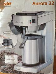 Bartscher Kaffemaschine Aurora 22