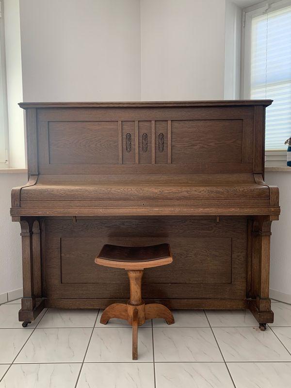 Klavier von Adolf Lehmann Co