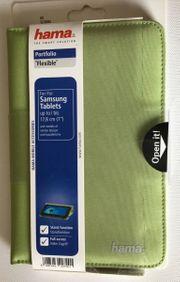 Tablet-Hülle von Hama 7 grün