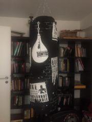 Boxsack 25 kg Decathlon mit