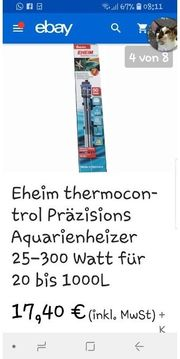 Eheim Heizer 50 Watt