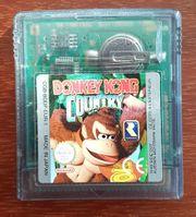 Spiel Donkey Kong Country für