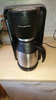 Rowenta Kaffeemaschine mit Isolierkanne