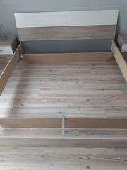 Doppelbett zu verkaufen 180 x