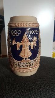 Original Bierkrug Olympische Spiele 1972