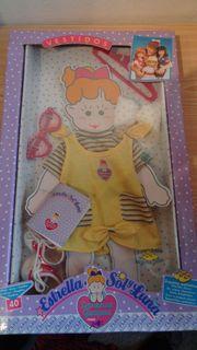Puppenkleidung - Set NEU - Größe mittel