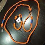 Segeltau-Halsband Länge ca 38 cm