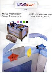 Kinder Reisebett