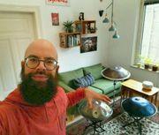Handpan Unterricht mit Andajama - Pantam