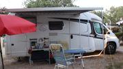 Campingküche und weitere Campingartikel