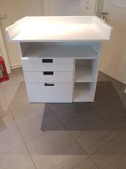 IKEA Wickeltisch Schreibtisch