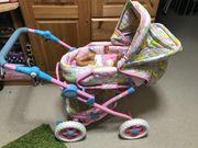 Baby Born Puppenwagen mit Puppe
