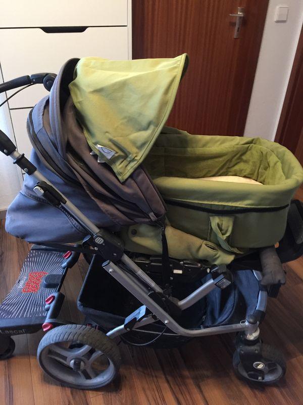 Teutonia Kinderwagen Mistral S incl