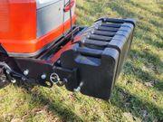Frontgewicht für Kleintraktor 140Kg Kubota