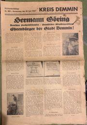 PZ-Provinz Beilage 1933 Demmin