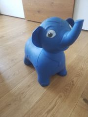Hüpfe-Elefant