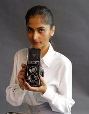 Fotomodel gerne Anfängerin für das
