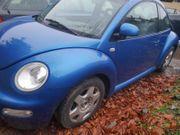VW Beetle 2 0 ohne