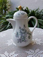 Nostalgische Teekanne von Seltmann Weiden