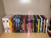 DVDs Horror und Action Filme