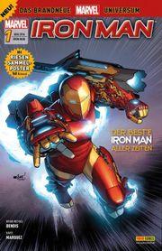 Panini Comic Iron