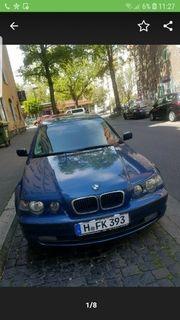 BMW 316 ti Compact Bastlerfahrzeug