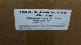 Bild 4 - Handdesfektionstücher - Schorndorf