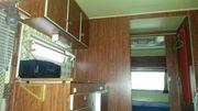 Biete Caravan auf Dauerstellplatz - nutzbar