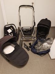 Kombi Kinderwagen Mura 4 Plus