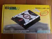 Red Star AMP 420 Verstärker