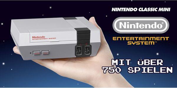 Nintendo NES Classic Mini 750