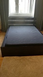 IKEA Malm Bett 140 200