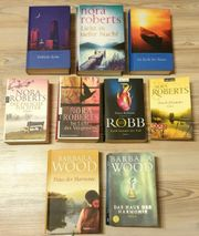 Buchpaket Nora Roberts und Barbara