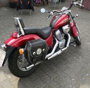 Motorrad Honda Shadow 600