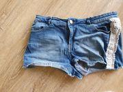 kurze Jeans Gr 42